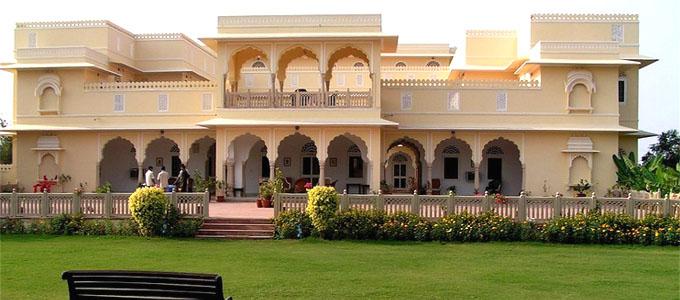 Global Travel Hotel Nahar Haveli 3
